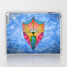 Lotus Shield Laptop & iPad Skin