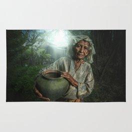 Grandmother 03 Rug