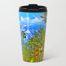 Californian Landscape Travel Mug