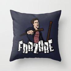 Forzare! Throw Pillow
