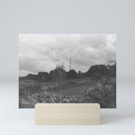 A Field in Scotland Mini Art Print