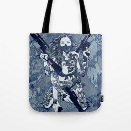 Westside Leia Tote Bag