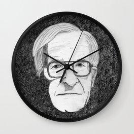 Cheer Up Chomsky Wall Clock