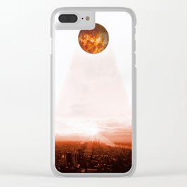 Great Gig in the Sky Clear iPhone Case