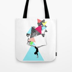 SHE WAS STRANGE Tote Bag