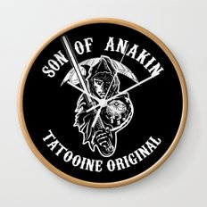 Son of Anakin Wall Clock