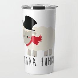 Bah Humbug - Lamb Travel Mug
