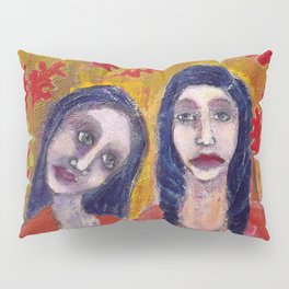 Sisters of the Autumn Wind Pillow Sham