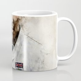 Sir Stirling Moss Coffee Mug