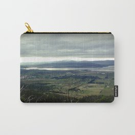Tasmania's rural & mountainscape Scenery Carry-All Pouch