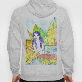 Water Drop Mermaid Hoody