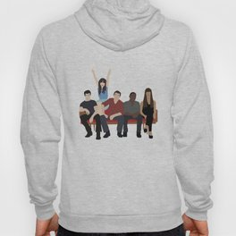 New girl Hoody
