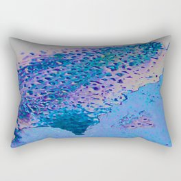 Disintegration Rectangular Pillow