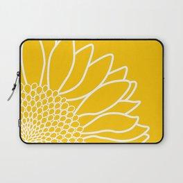 Sunflower Cheerfulness Laptop Sleeve
