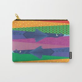 Inseparable Fishes Carry-All Pouch