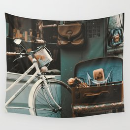 Vintage photo Wall Tapestry