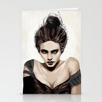 mother Stationery Cards featuring Mother, dear by Feline Zegers
