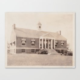 Administration Building 1926 Canvas Print