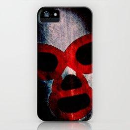 Lucha Libre iPhone Case