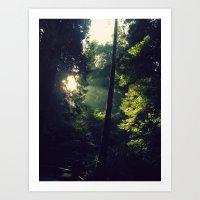 spiritual Art Prints featuring Spiritual by LilyMichael Photography