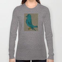Aquatic Aviator Long Sleeve T-shirt
