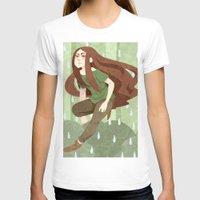 robin hood T-shirts featuring Robin Hood by Nano Rain