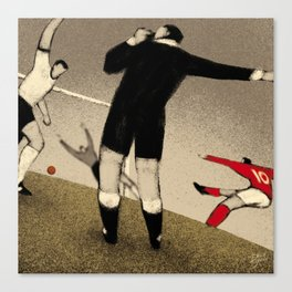 History of FIFA World Cup - England 1966 Canvas Print