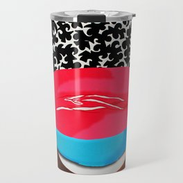 Vagina Latte Travel Mug
