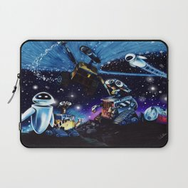 Wall-E Collage Laptop Sleeve