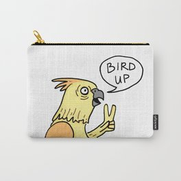 Bird Up Carry-All Pouch