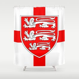 Saint Georges Day Shower Curtain