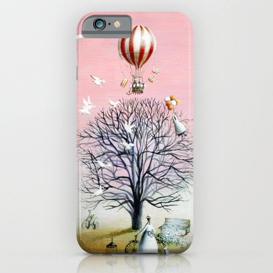 Baby's breath iPhone & iPod Case
