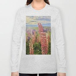Lupines Long Sleeve T-shirt