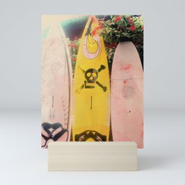 Surf Mini Art Print