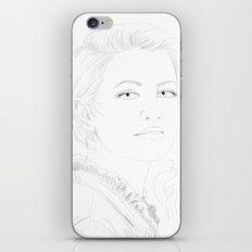 Blythe iPhone & iPod Skin