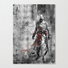 Altaïr Canvas Print