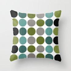 Tranquil Balance Throw Pillow