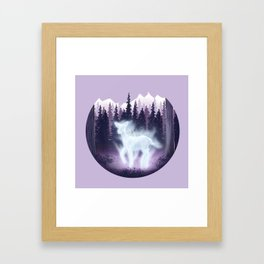 After all this time. Framed Art Print