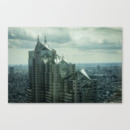tiered Canvas Print