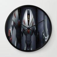 tmnt Wall Clocks featuring TMNT by TJAguilar Photos