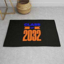 Class Of 2032 Graduation Senior Rug
