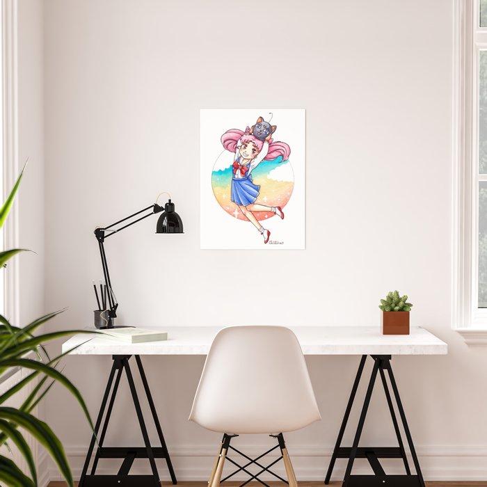 Chibiusa Poster