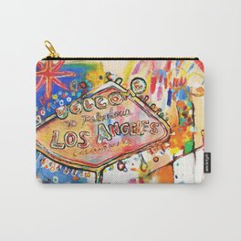Las Angeles  Carry-All Pouch