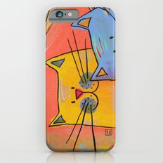City cats Slim Case iPhone 6