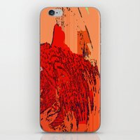 the lion king iPhone & iPod Skins featuring Lion King by Avigur
