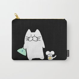 cat and mouse 223 Carry-All Pouch
