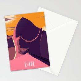 Dune Design Stationery Cards