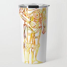 C3PO Travel Mug