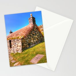 Gearrannan, Isle of Lewis Stationery Cards