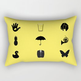 How I Met Your Mother Rectangular Pillow